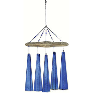 Sunset Vista Designs Sea Glass Wind Chime