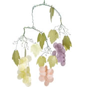 Woodstock Grapes Capiz Chime